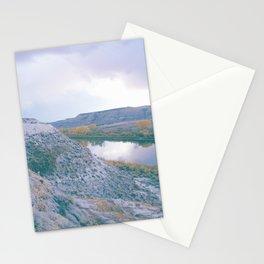 Badlands River, Colour Variant Stationery Cards