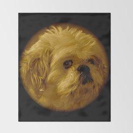 """""""Denali"""" - Lap Dog Throw Blanket"""