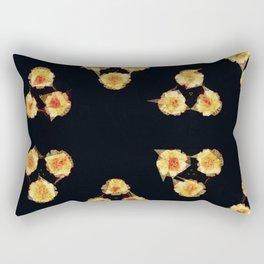 Fleur de Geo Rectangular Pillow