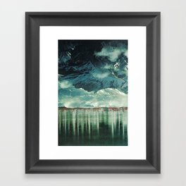 Birds Forget How to Land Framed Art Print
