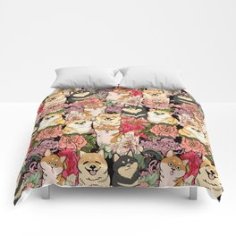 Because Shiba Inu Comforters