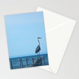 Great Blue Heron Stationery Cards