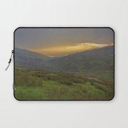 Cumbrian Sunset. Laptop Sleeve