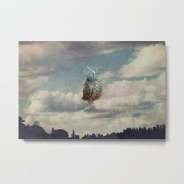 Owl See You Later Metal Print