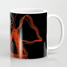 Abstract Contours Coffee Mug