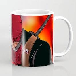Spideypool: Dirty Words Coffee Mug