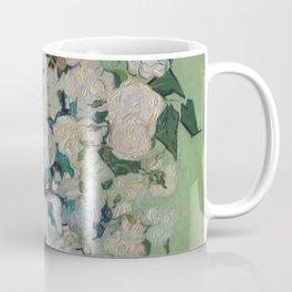 Vincent van Gogh - Roses Coffee Mug