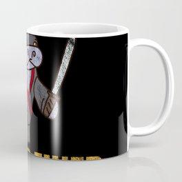 Manatee Sea Cow Dugong Fighter Gift Coffee Mug