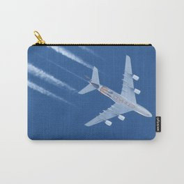 Airbus A380 Etihad Airways, 12200m Carry-All Pouch