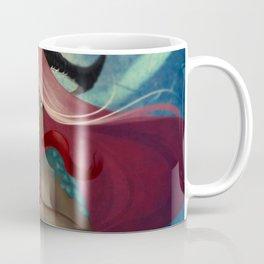 Pink Dragon Coffee Mug