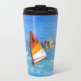 The Race Travel Mug