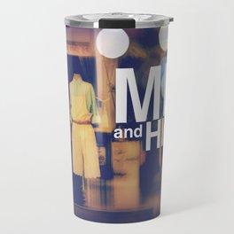 Me and Him Travel Mug