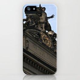 Life In My Big Bad Apple (Pt 32) iPhone Case