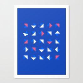 Geometrica - Color Study - 1/14/2019 - Graphic Art Print Canvas Print