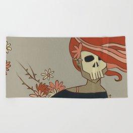 Death Beach Towel