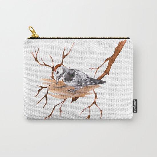 A Bird Carry-All Pouch