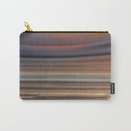 Back Lit Agate Carry-All Pouch