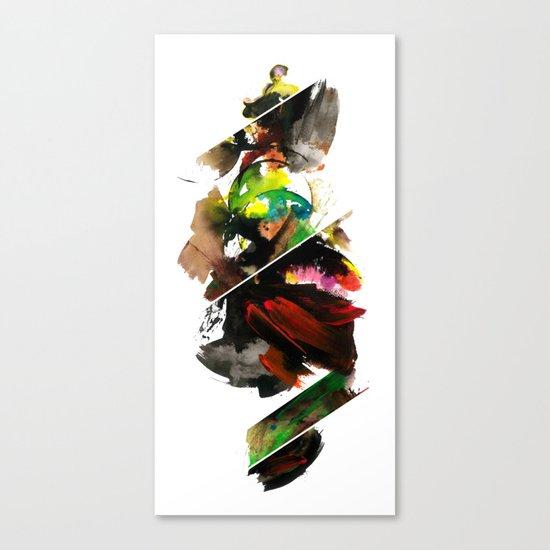 color study 1 Canvas Print