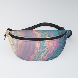 AMONG THE STARS Fanny Pack