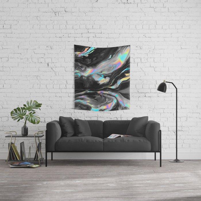 BROKEN + DESERTED Wall Tapestry