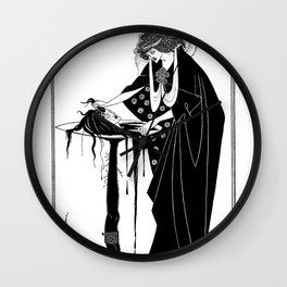 The Dancer's Reward Wall Clock