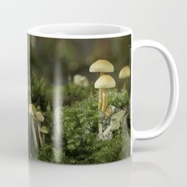 Pixie and 'shrooms Coffee Mug