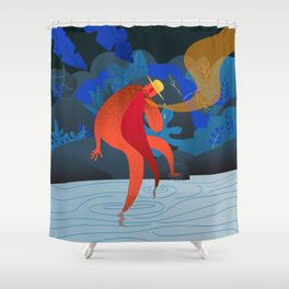 El Mohán Shower Curtain