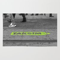 street Area & Throw Rugs featuring street by habish