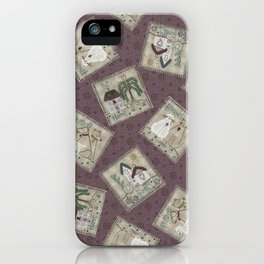 Home, Family & Friends iPhone Case