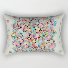 Royal sampler Rectangular Pillow