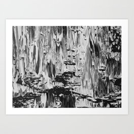 Photographic Abstraction 15 Art Print