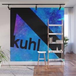 Kuhl Blue K Wall Mural