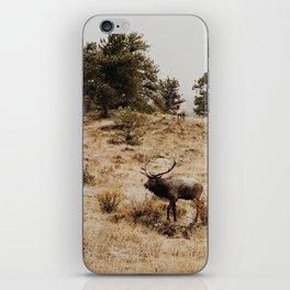 Elk Bugle iPhone Skin