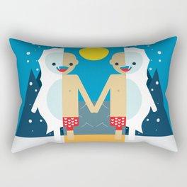 Yeti Freddy Rectangular Pillow