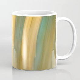Ancient Gold and Turquoise Texture Coffee Mug