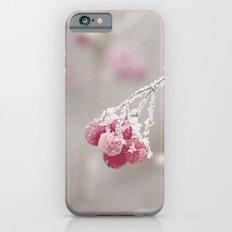 Snowberries iPhone 6s Slim Case