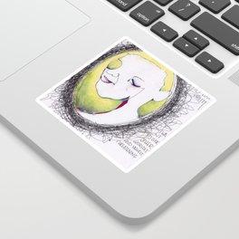 Otherworldly Sticker