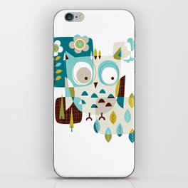 Owl Be There iPhone Skin
