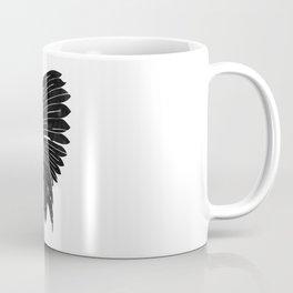 Indian Chief / Black Edition Coffee Mug