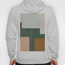 geometric abstract 73 Hoody