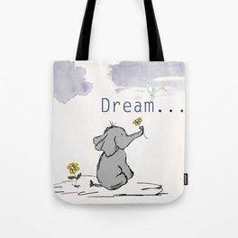 """""""Dream"""" Tote Bag"""