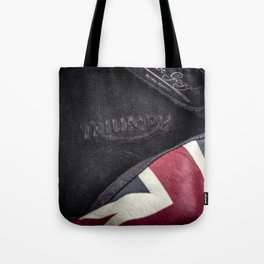 Triumph Motorcycles Tote Bag