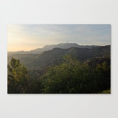 Afternoon Scenery  Canvas Print