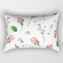 Minaudiere Florets Rectangular Pillow