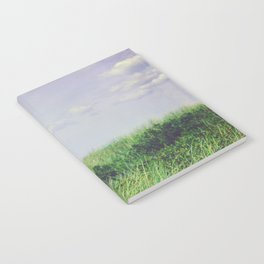 Beach Dunes - Summer of Love Notebook