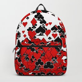 Poker Star Backpack
