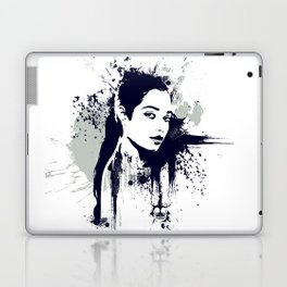 A Girl Laptop & iPad Skin