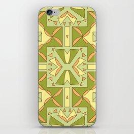 seamless pattern for ceramics iPhone Skin