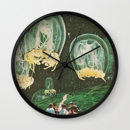 LIFEFORM Wall Clock