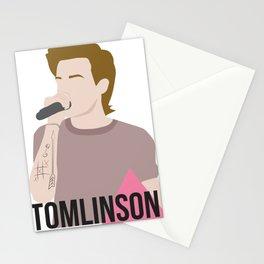 louis tomlinson lgbtq sticker Stationery Cards